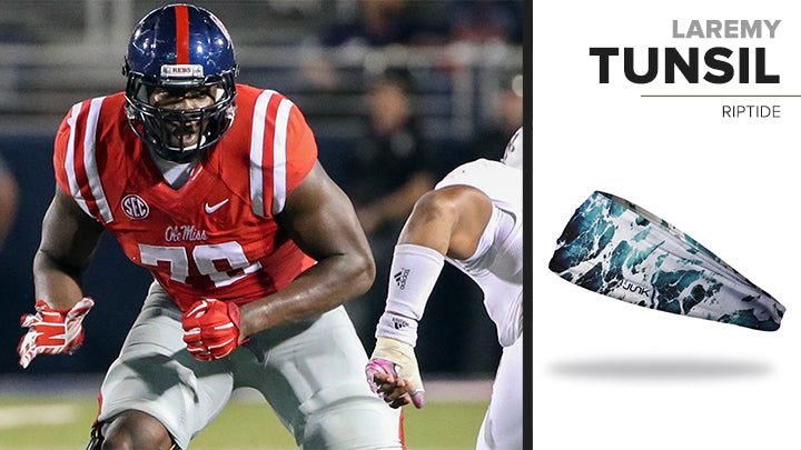 Which JUNK Headband Fits Leremy Tunsil's Personality?
