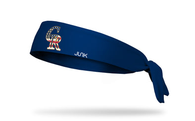 Colorado Rockies: Flag Tie Headband