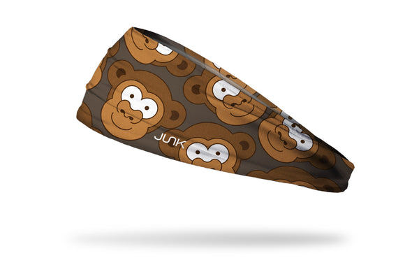Monkey Business Headband