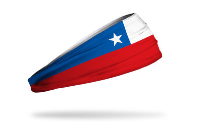 Chile Flag Headband