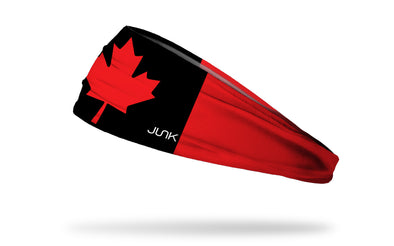 Canadian Blackout Headband