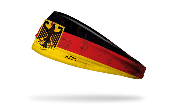 German Shield Headband
