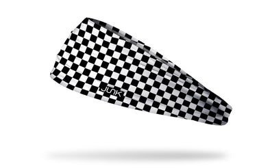 Checkered Headband