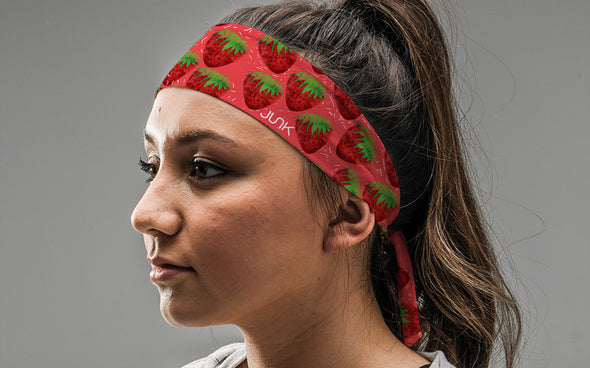 Strawberry Craze Headband