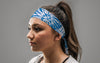 Blue Bird Headband