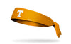 University of Tennessee: Logo Orange Tie Headband