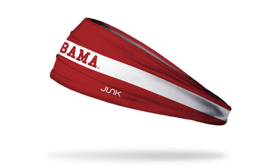 University of Alabama: Bama Stripe Headband