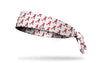 University of Alabama: Repeating Logo Tie Headband