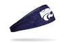 Kansas State University: Wildcat Heathered Headband