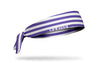 Kansas State University: Multi Stripes Tie Headband