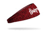 University of Nebraska: Huskers Heathered Headband