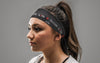 Scrub Life (Black) Headband