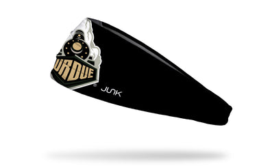 Purdue University: Oversized Logo Headband
