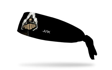 Purdue University: Oversized Logo Tie Headband