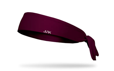 Dark Maroon Headband
