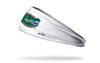 University of Florida: Logo White Headband
