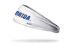 University of Florida: Wordmark White Headband