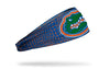 University of Florida: Gator Skin Royal Headband