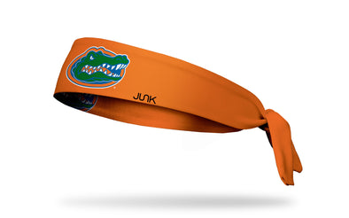University of Florida: Logo Orange Tie Headband