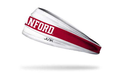 Stanford University: Helmet Stripe Headband