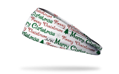 Merry Christmas Headband