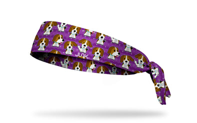 Bouncing Beagles Headband