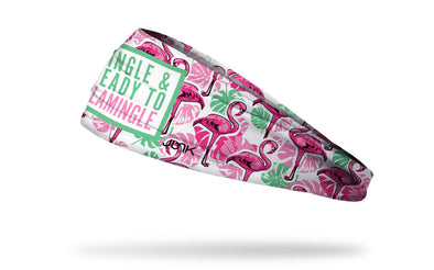 Single Flamingle Headband
