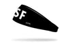 SF Monochromatic Headband