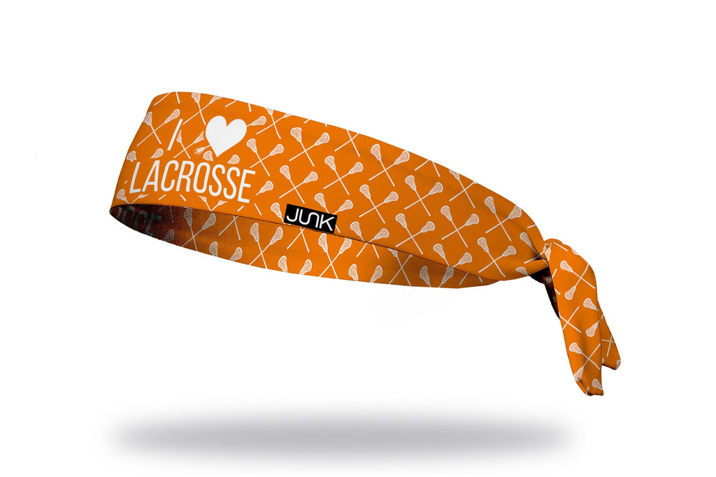 La-Cross My Bold Heart Headband