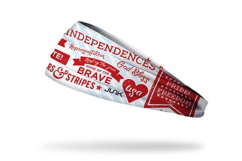 Independence Day Headband