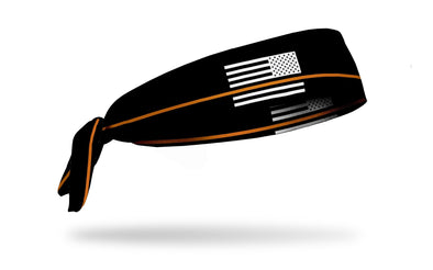 Thin Orange Line Headband