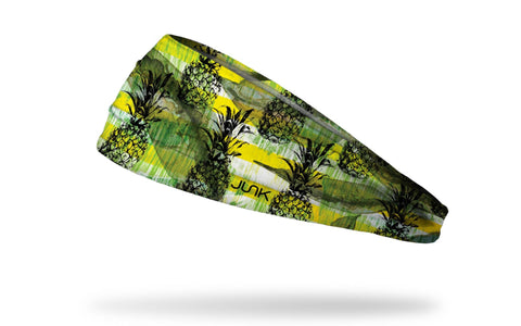 Rio De Pineapple, JUNK Athletic Headband