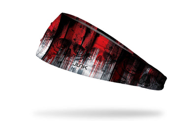 Blood Echo, JUNK Athletic Headband