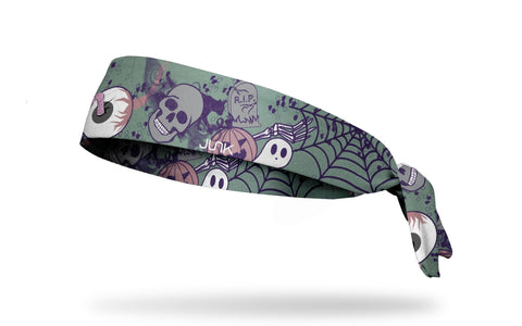 Funky Bones, JUNK Athletic Headband