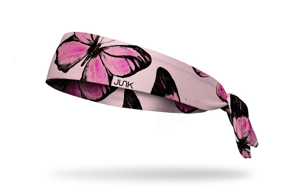 Lynne's Butterfly Headband, JUNK athletic headband