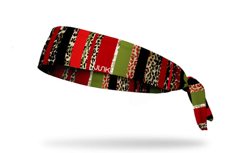 Holiday Sahara, JUNK Athletic Headband