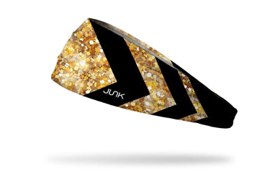 24K Magic Headband