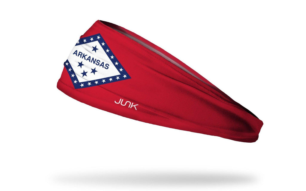 Arkansas Flag Headband