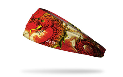 Dragon's Fury Headband
