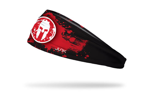 Splatter Sprint Spartan Headband