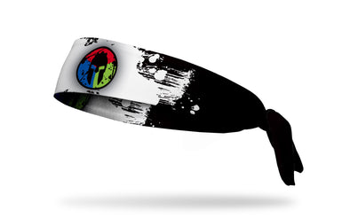 Spartan Splatter - Trifecta Headband