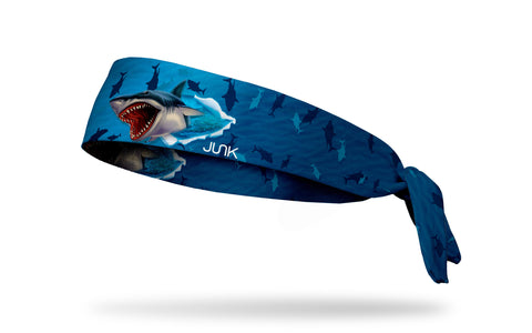 Sharkbite Headband