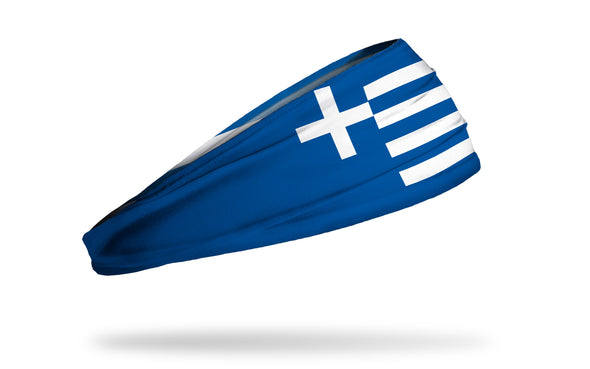 Greece Flag Headband