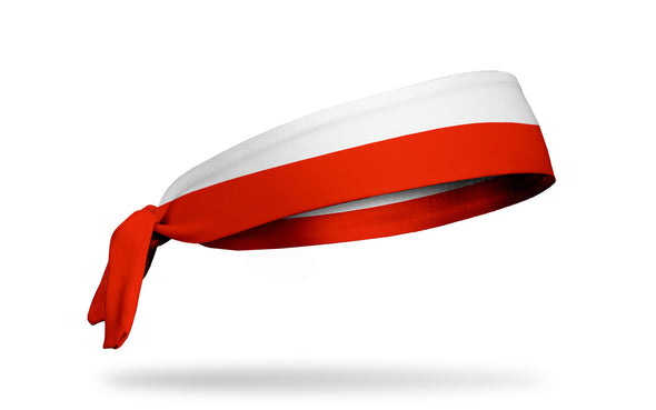 Poland Flag Headband