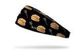 Pancake King Headband