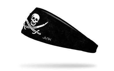 Jolly Roger Pirate Headband