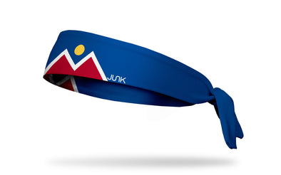 Denver Flag Headband