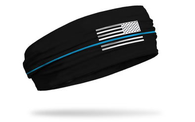 Thin Blue Line Headband