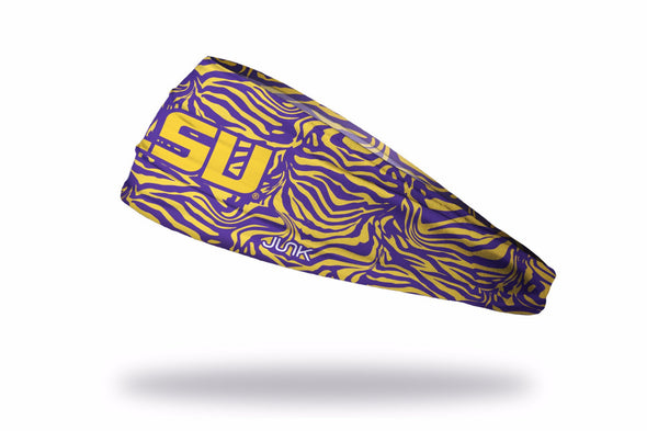 Louisiana State University: Geaux Tigers Headband