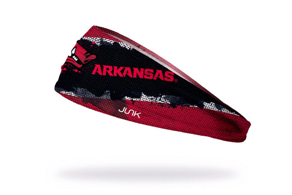 Arkansas Razorback Big Bang Lite JUNK Headband